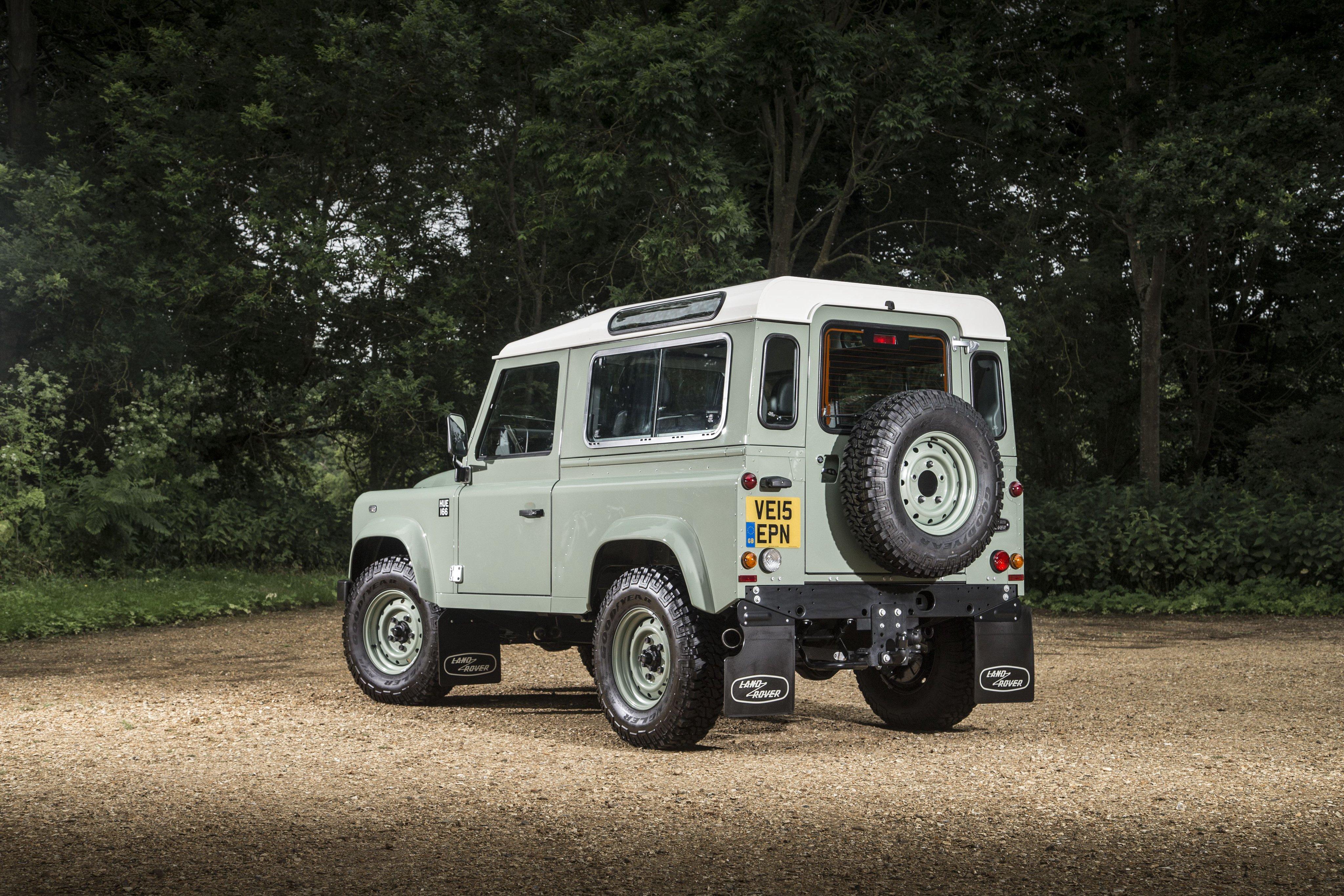 Worksheet. 2015 Land Rover Defender 90 Heritage UKspec 4x4 suv wallpaper