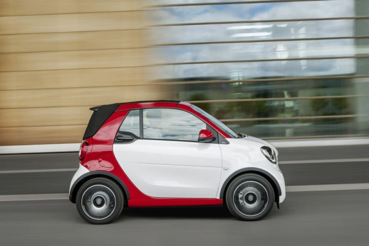 2016 Smart Fortwo Cabrio 2016 cars wallpaper