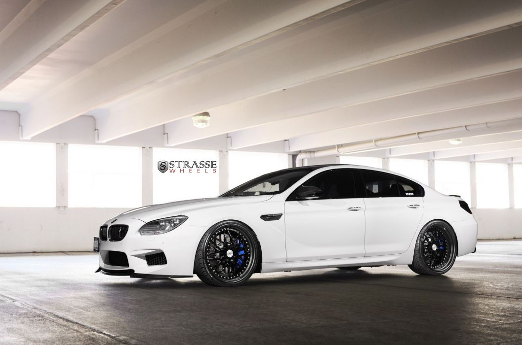 Strasse Wheels BMW-M6 GranCoupe cars wallpaper