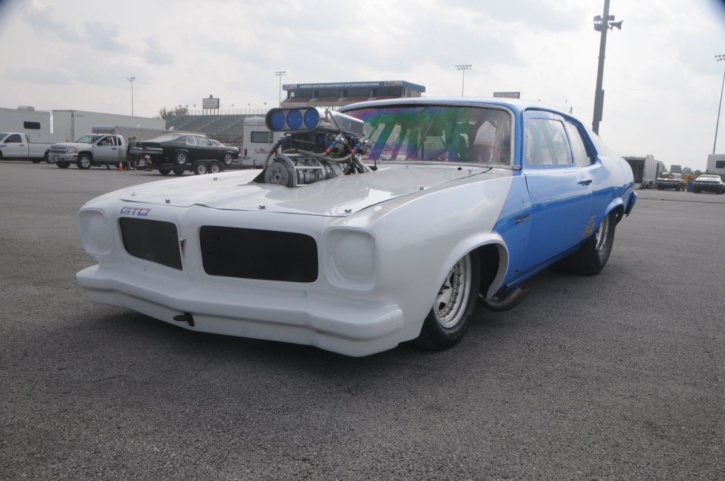 PONTIAC GTO muscle classic race racing drag hot rod rods wallpaper