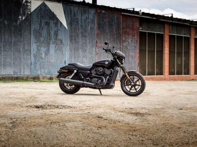 2016 Harley Davidson Street 500 motorbike bike motorcycle wallpaper