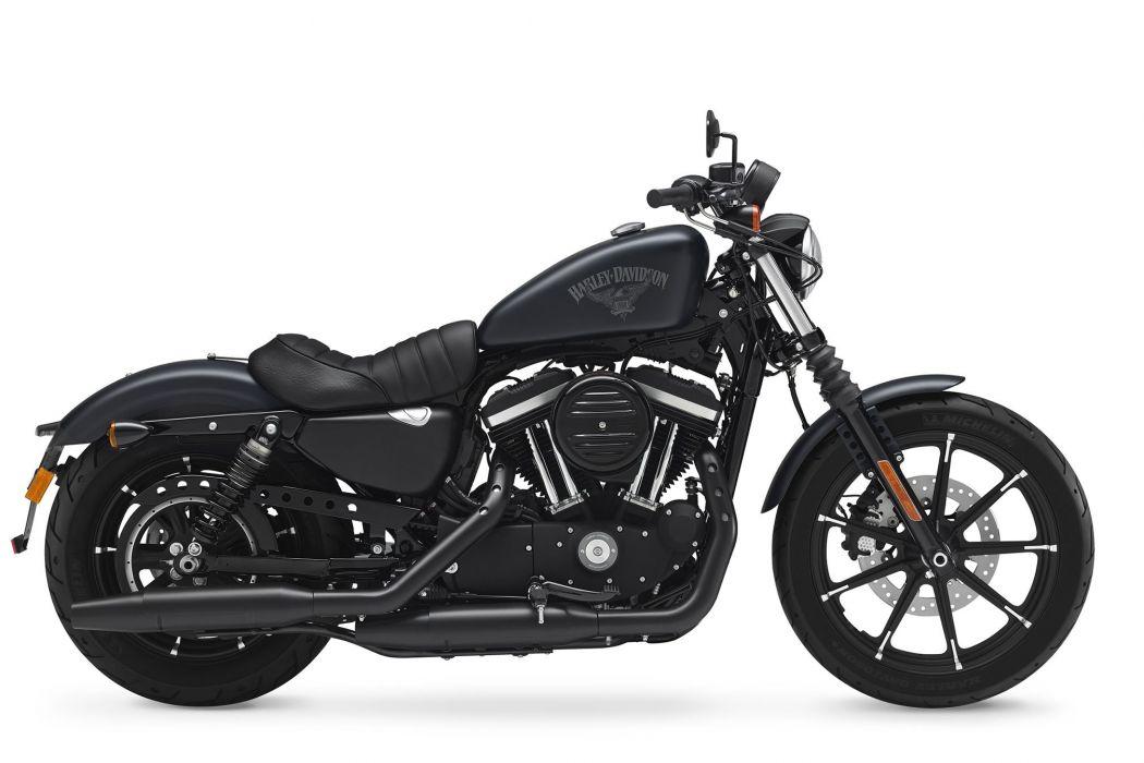 2016 Harley Davidson Iron 883 motorbike bike motorcycle wallpaper