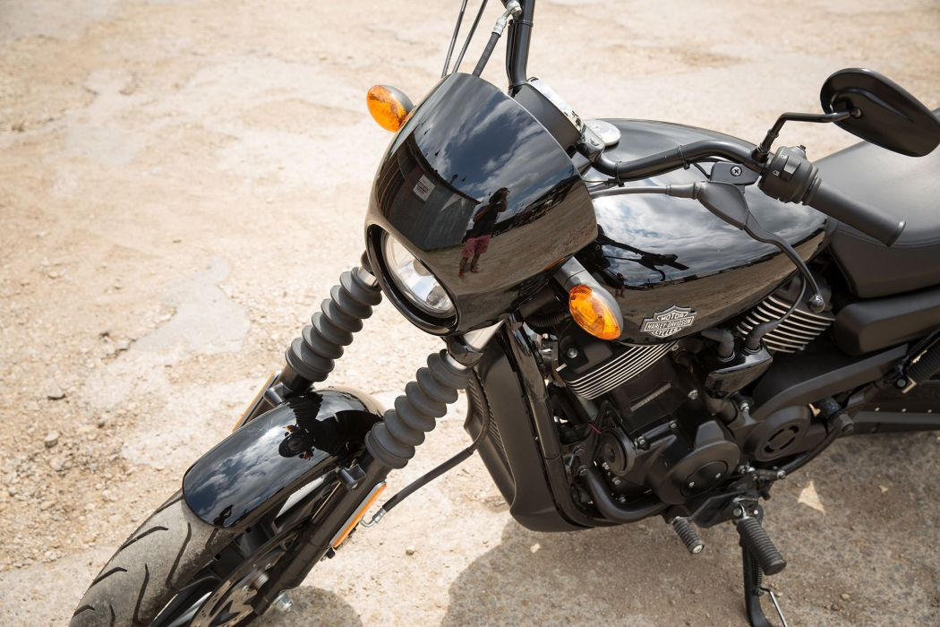 2016 Harley Davidson Street 750 motorbike bike motorcycle wallpaper
