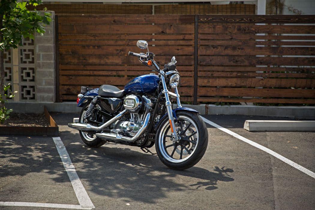 2016 Harley Davidson SuperLow motorbike bike motorcycle wallpaper