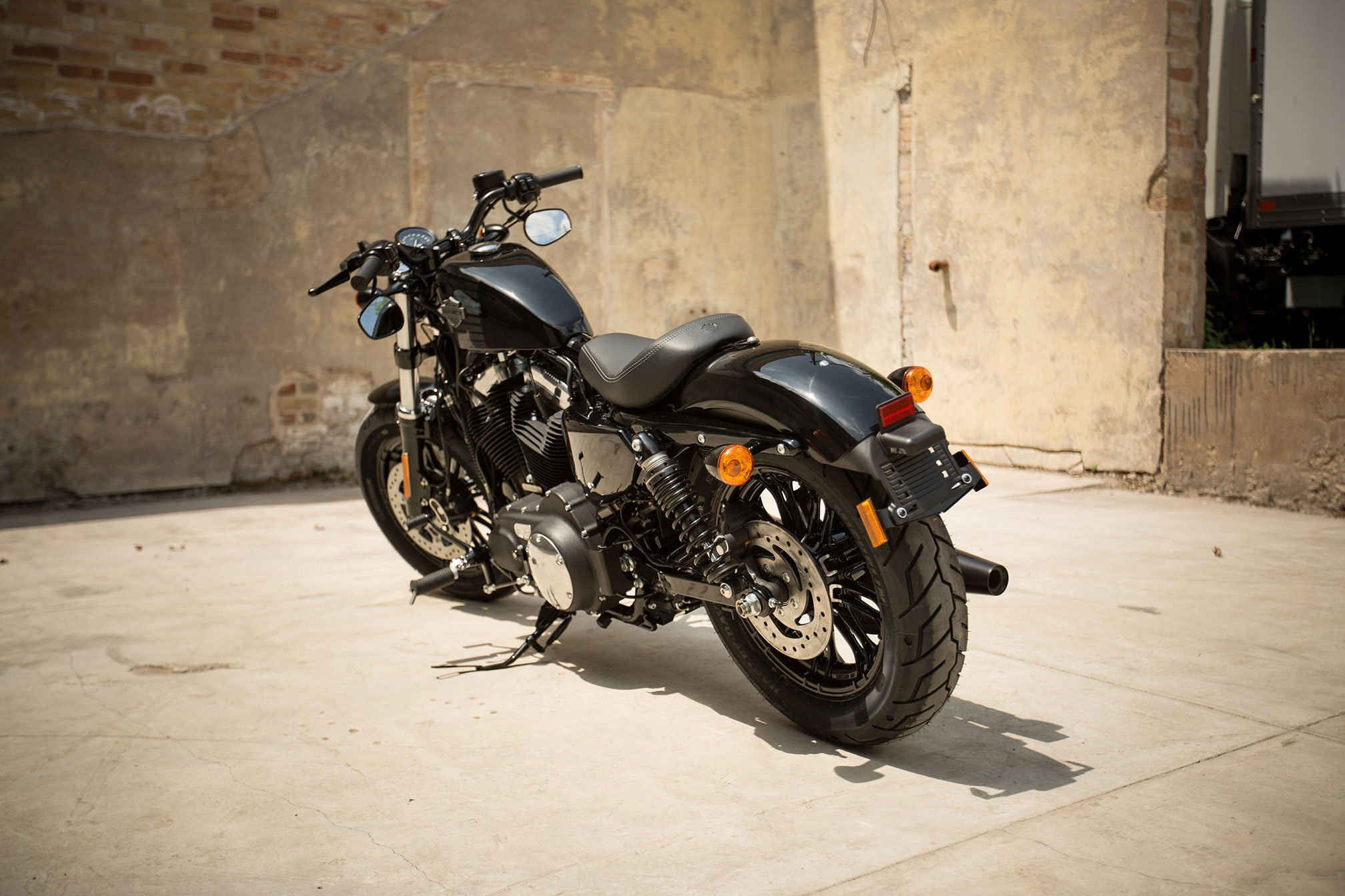 2016 Harley Davidson Forty Eight Motorbike Bike Motorcycle Wallpaper