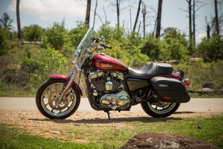 2016 Harley Davidson SuperLow 1200T motorbike bike motorcycle wallpaper