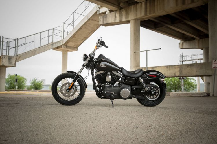2016 Harley Davidson Dyna Street Bob motorbike bike motorcycle wallpaper
