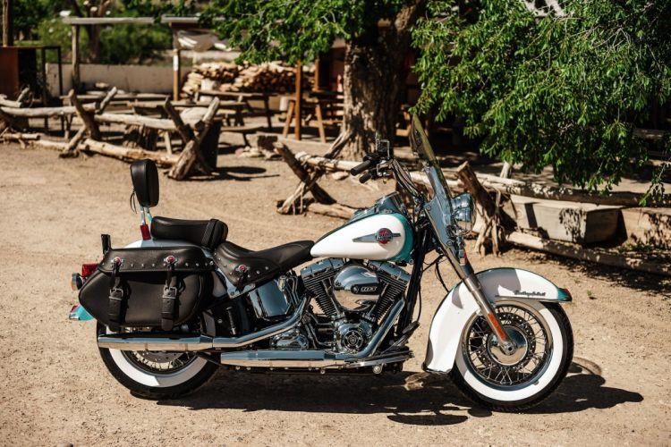 2016 Harley Davidson Softail Heritage Softail Classic motorbike bike motorcycle wallpaper