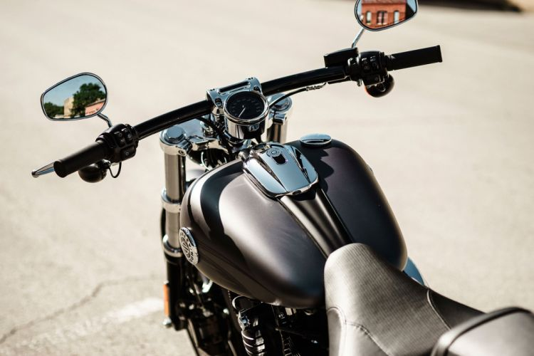 2016 Harley Davidson Softail Breakout motorbike bike motorcycle wallpaper