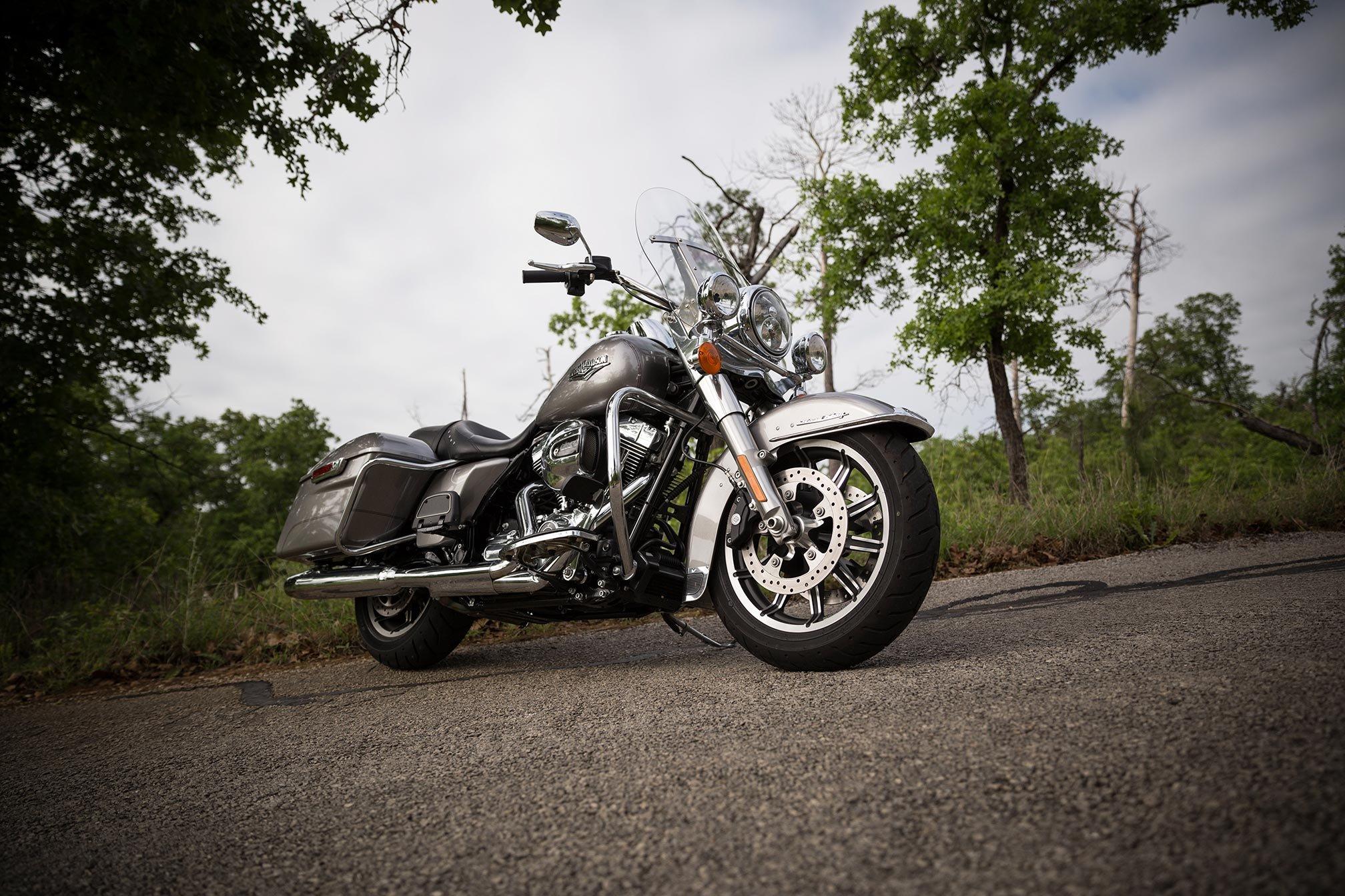 2016 Harley Davidson Touring Road King Motorbike Bike Motorcycle