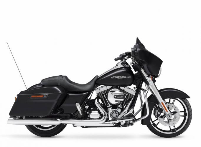 2016 Harley Davidson Touring Street Glide motorbike bike motorcycle wallpaper