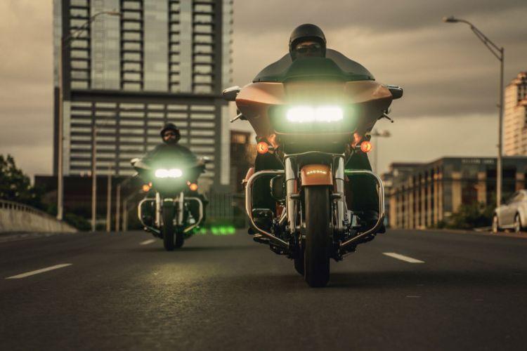 2016 Harley Davidson Touring Road Glide motorbike bike motorcycle wallpaper