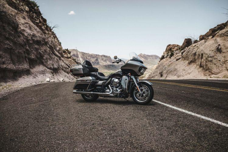 2016 Harley Davidson Touring Road Glide Ultra motorbike bike motorcycle wallpaper