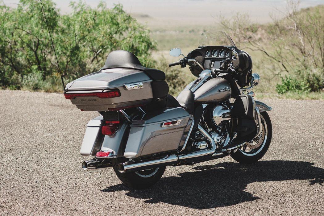 2016 Harley Davidson Touring Electra Glide Ultra Classic motorbike bike motorcycle wallpaper