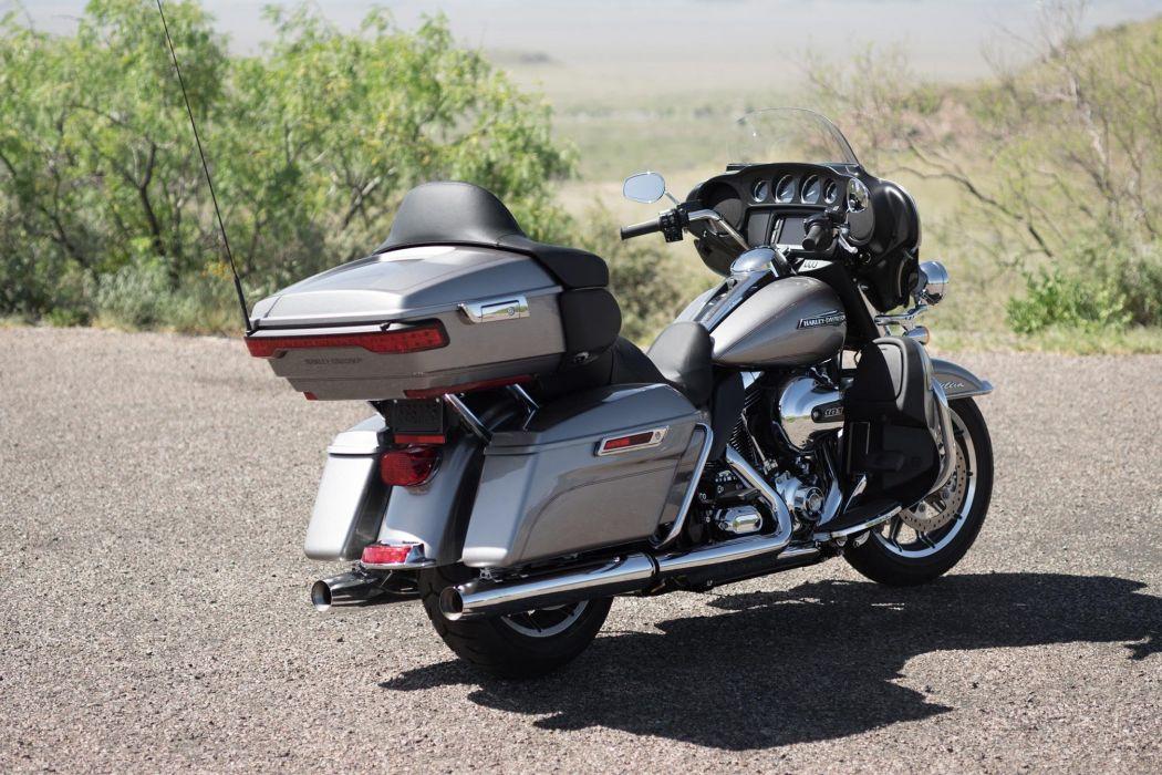 2016 Harley Davidson Touring Electra Glide Ultra Classic Low motorbike bike motorcycle wallpaper