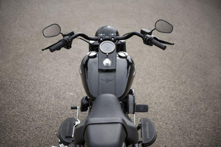 2016 Harley Davidson Fat Boy S Fat Custom motorbike bike motorcycle wallpaper