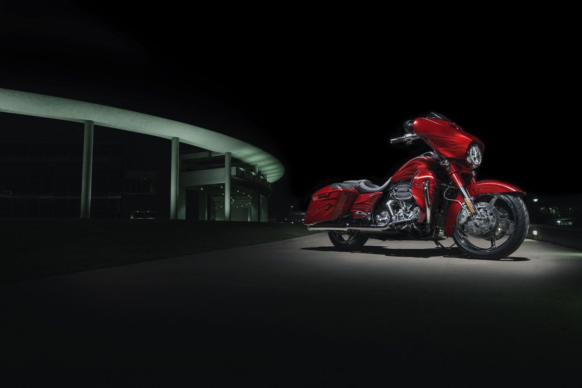 motorcycle harley street glide wallpaper - photo #2