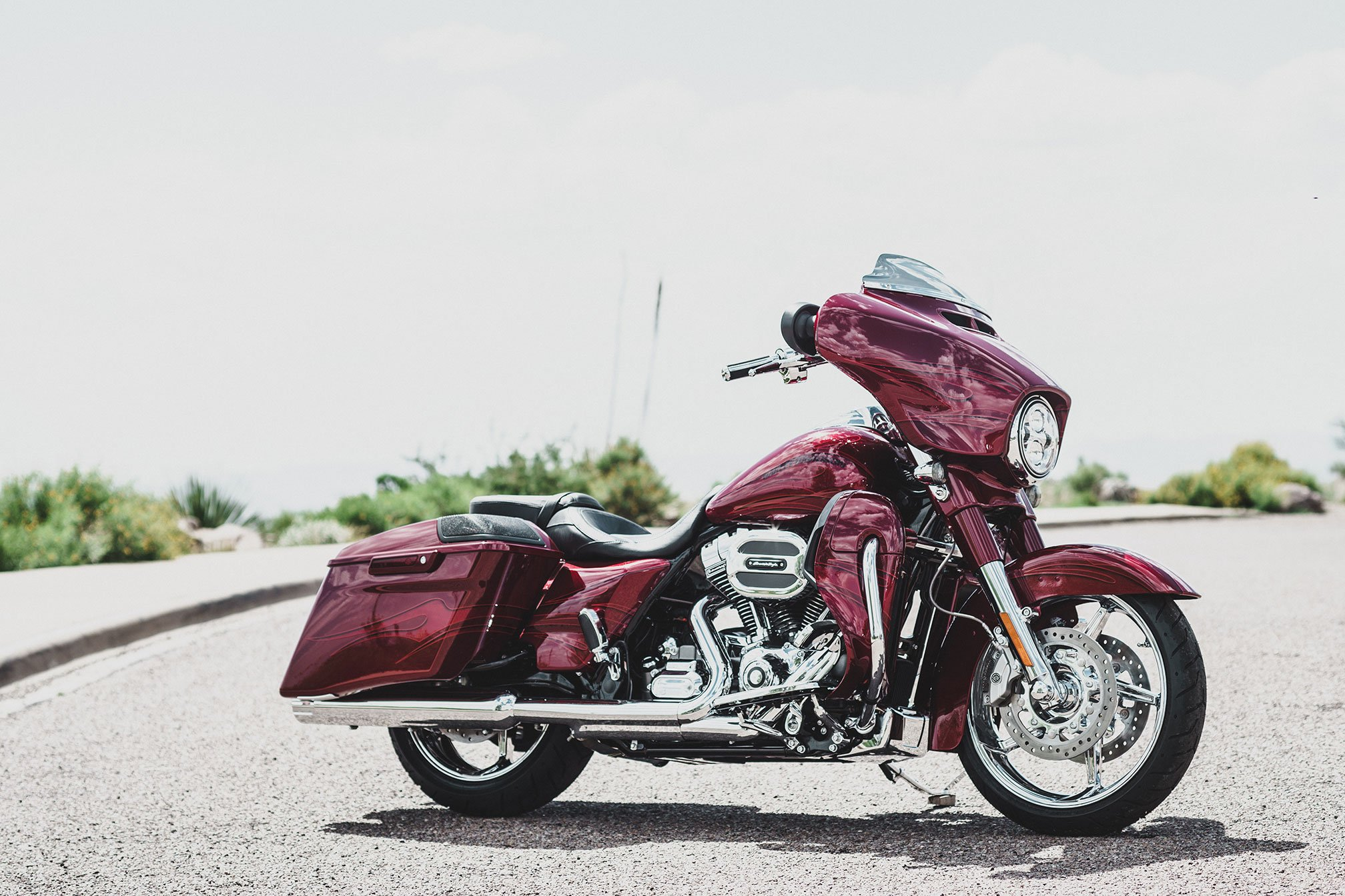 motorcycle harley street glide wallpaper - photo #3