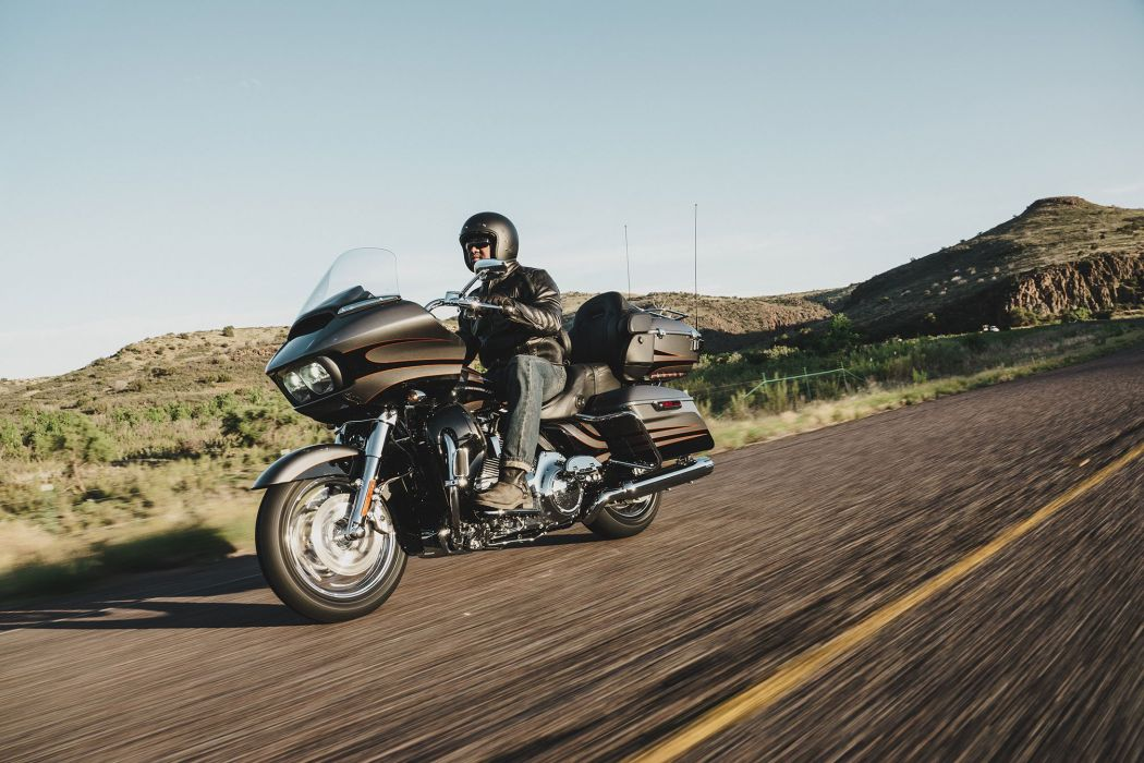 2016 Harley Davidson CVO Road Glide Ultra motorbike bike motorcycle wallpaper