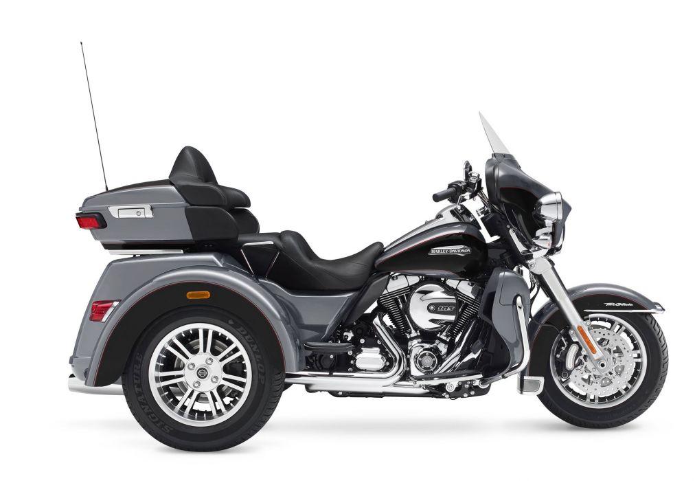 2016 Harley Davidson Trike Tri Glide Ultra motorbike bike motorcycle wallpaper