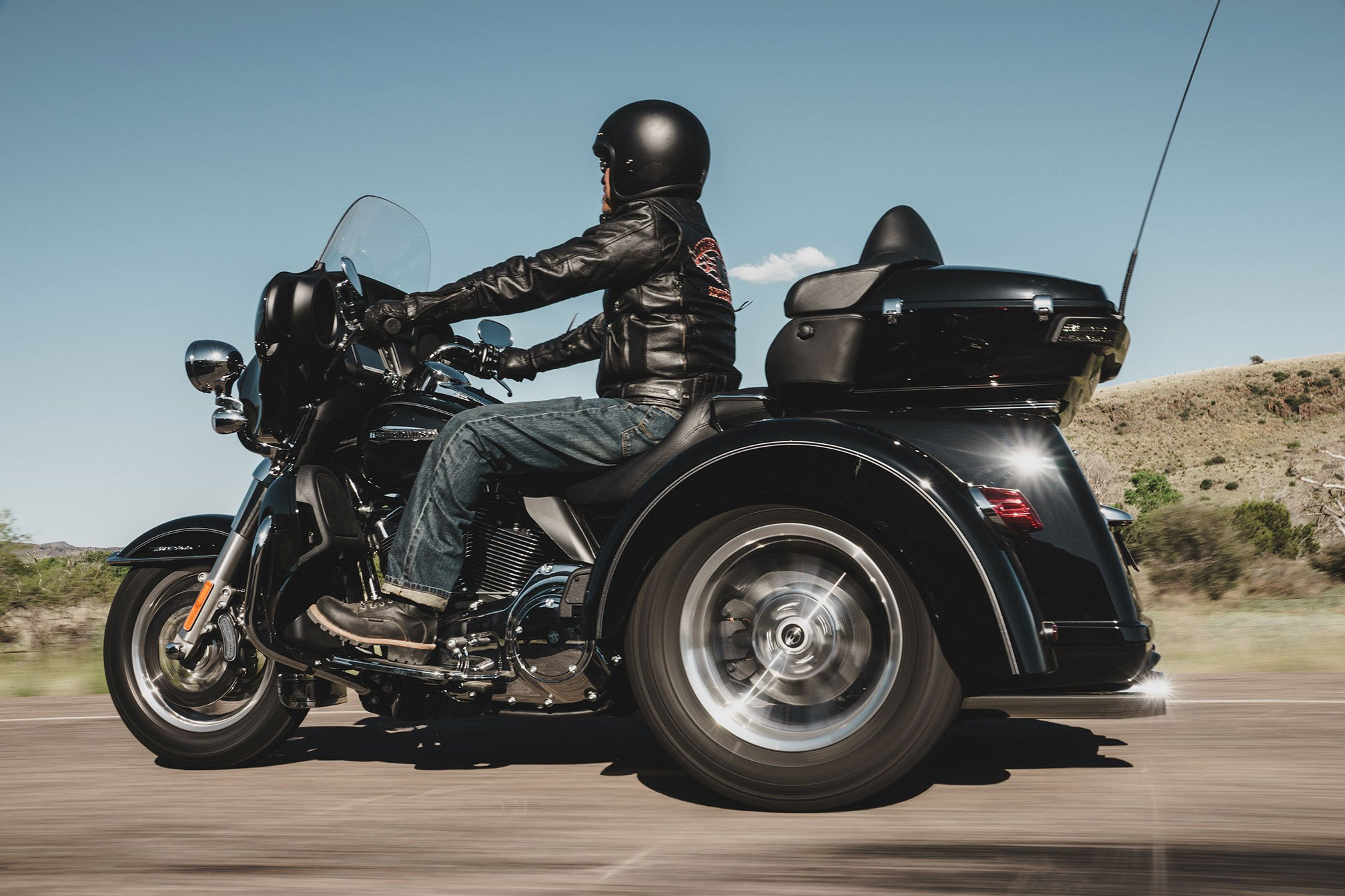 2016 Harley Davidson Trike Tri Glide Ultra Motorbike Bike