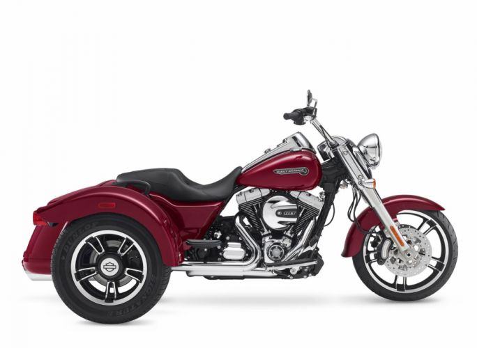 2016 Harley Davidson Trike Freewheeler motorbike bike motorcycle wallpaper