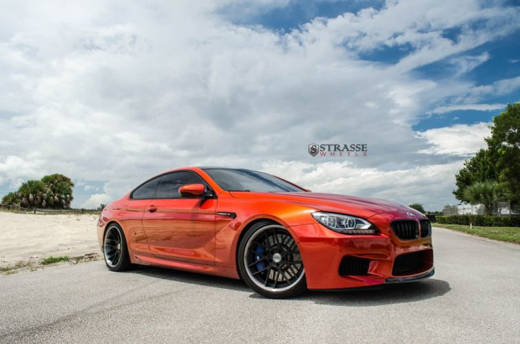 Strasse Wheels BMW-M6 coupe cars wallpaper
