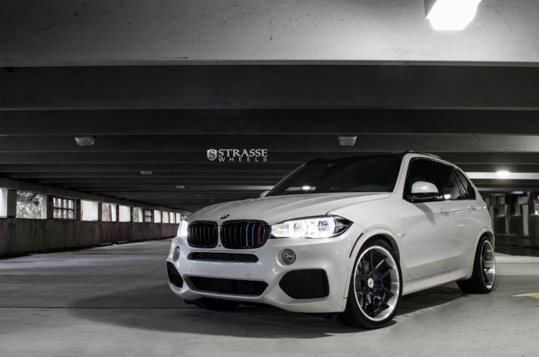 Strasse Wheels BMW-X5 M-Sport suv cars wallpaper