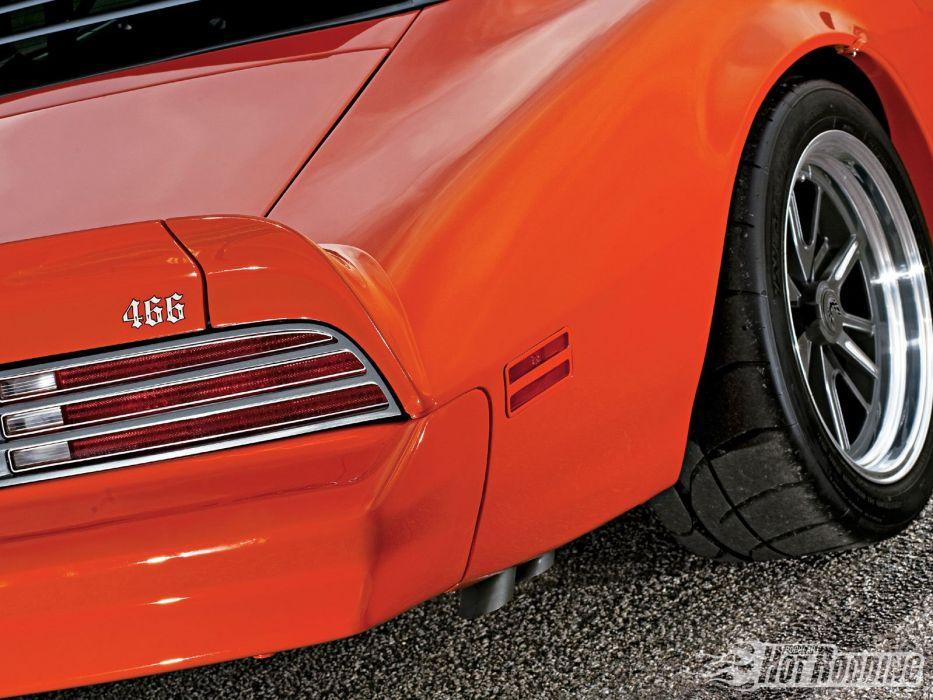 PONTIAC FIREBIRD TRANS-AM muscle trans classic wallpaper