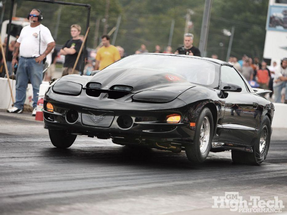 PONTIAC FIREBIRD TRANS-AM muscle trans classic hot rod rods drag race racing wallpaper