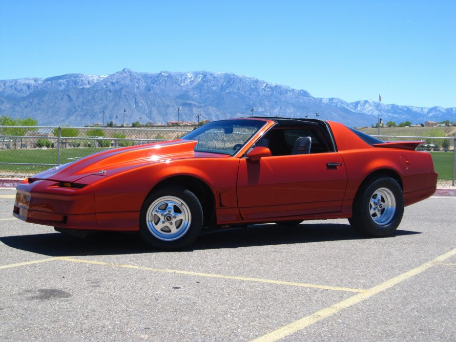 PONTIAC FIREBIRD TRANS-AM muscle trans classic hot rod rods wallpaper