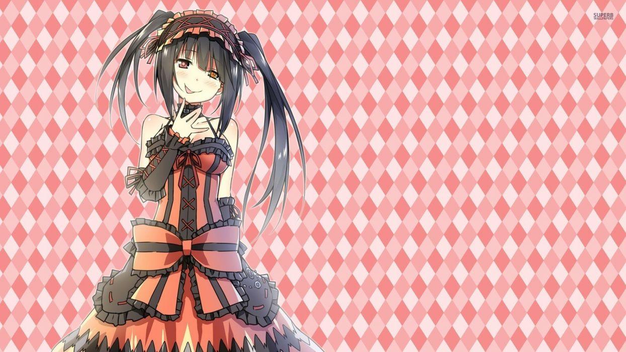 Date a live Tokisaki Kurumi wallpaper