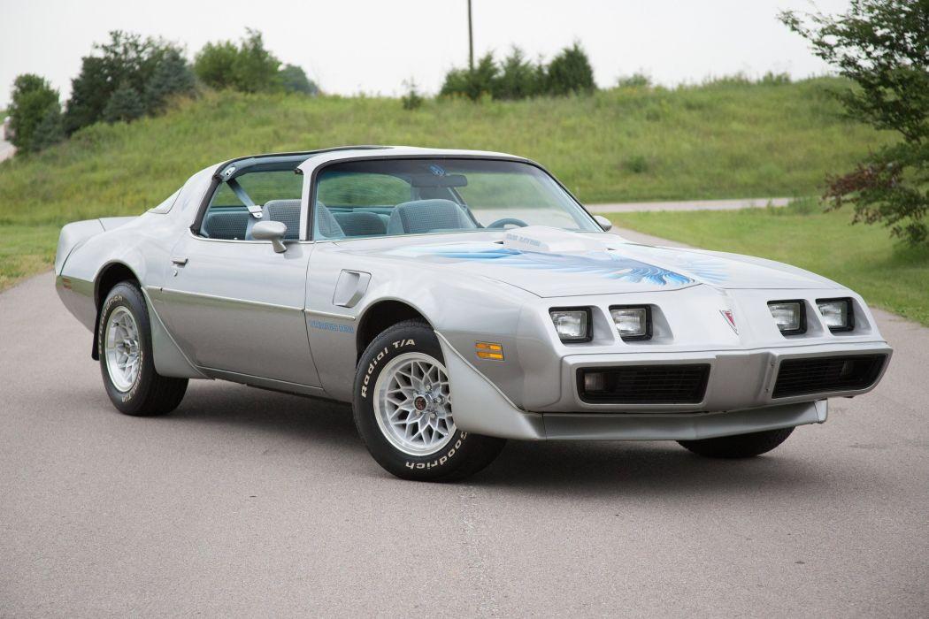 1979 cars Coupe pontiac Trans-Am USA wallpaper