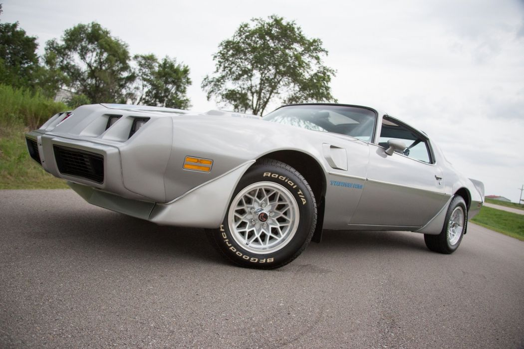 1979 cars Coupe pontiac Trans-Am USA wallpaper