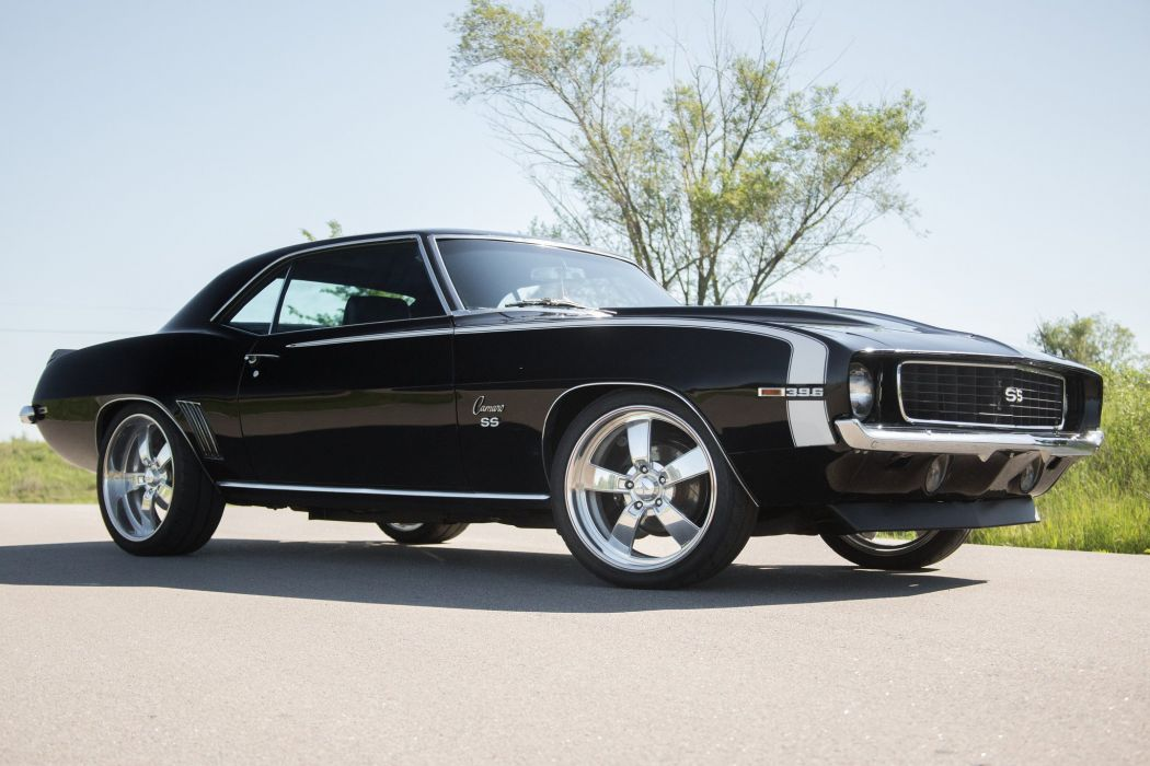 1969 cars coupe camaro-ss chevy chevrolet cars wallpaper