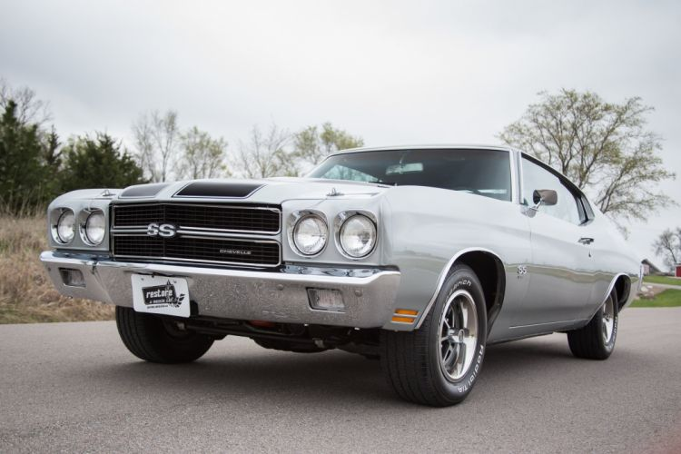 1970 cars coupe Chevelle-SS- 396 chevy chevrolet cars usa wallpaper