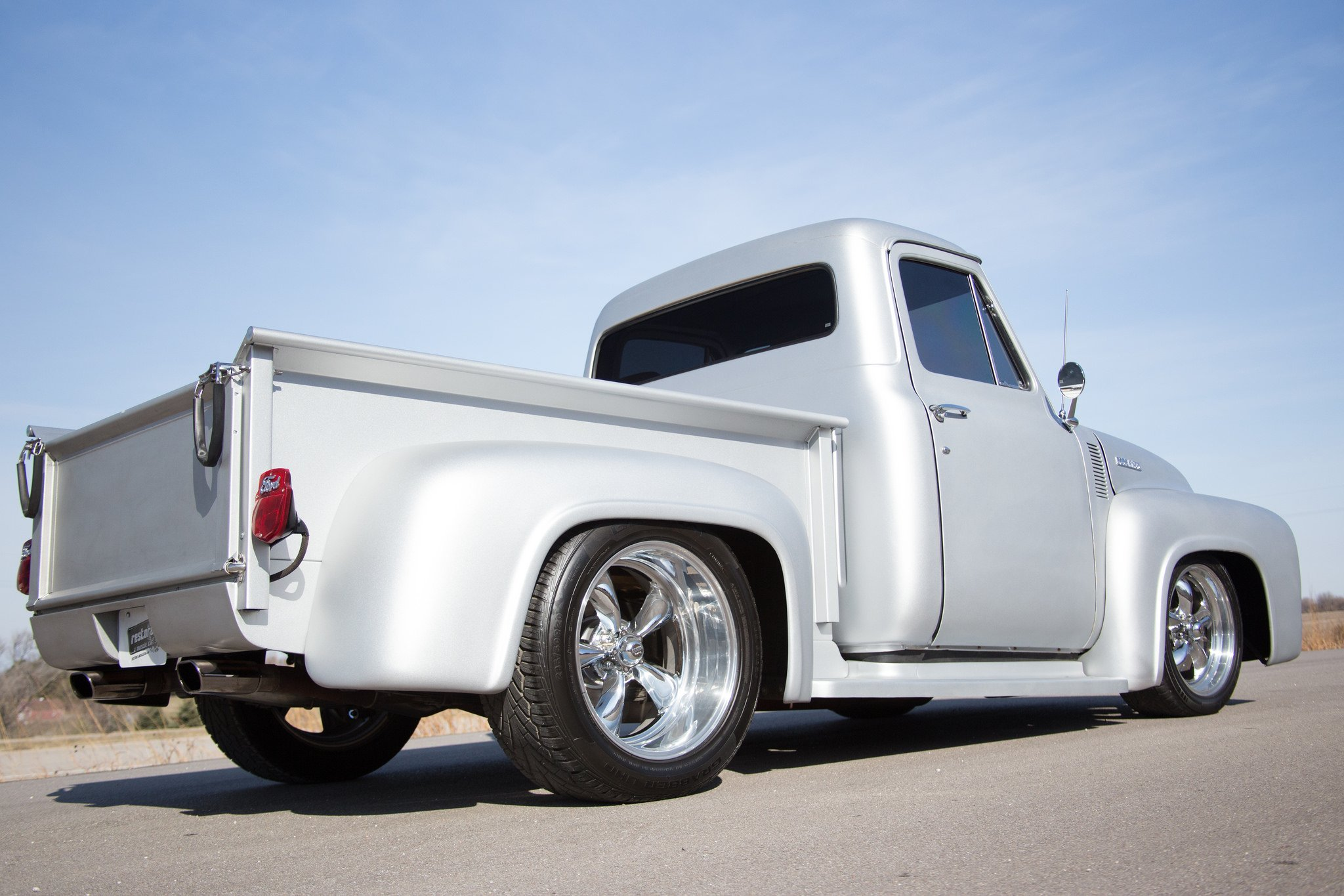 1954 Ford F100 Custom Cars Pickup Wallpaper 2048x1365 792170 Pick Up Wallpaperup