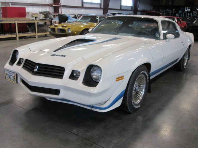 1979 chevy Camaro Z28 coupe cars wallpaper
