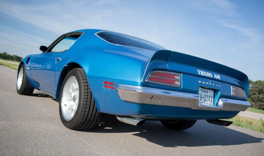 1971 Pontiac Trans-Am cars coupe wallpaper
