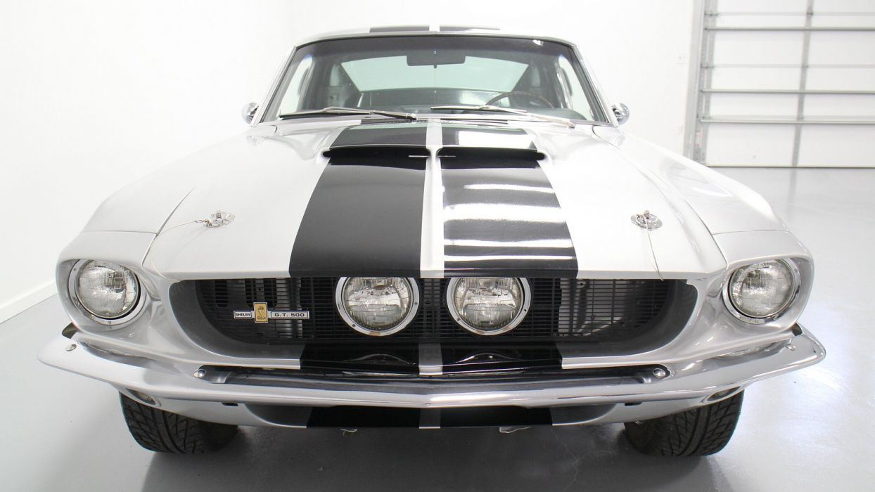 1967 Mustang Shelby GT500 cars coupe wallpaper