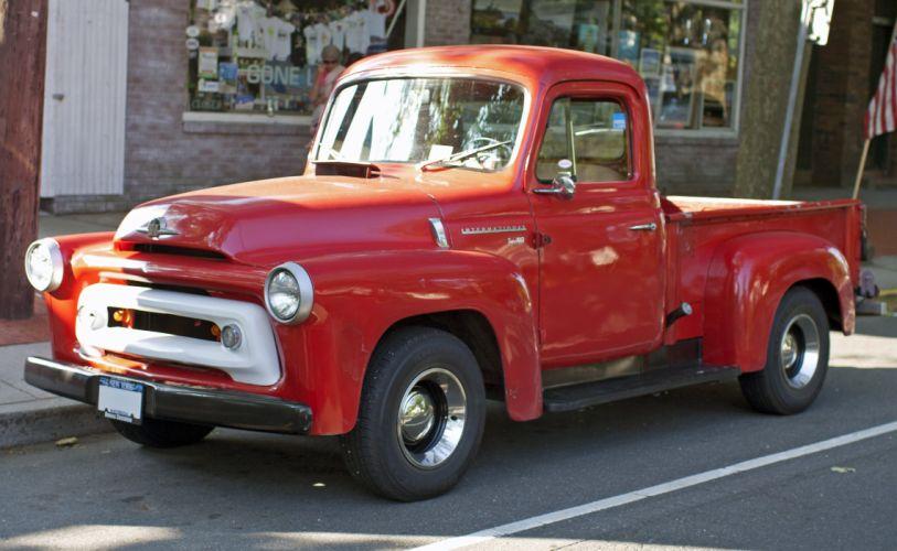 INTERNATIONAL truck pickup harvester wallpaper