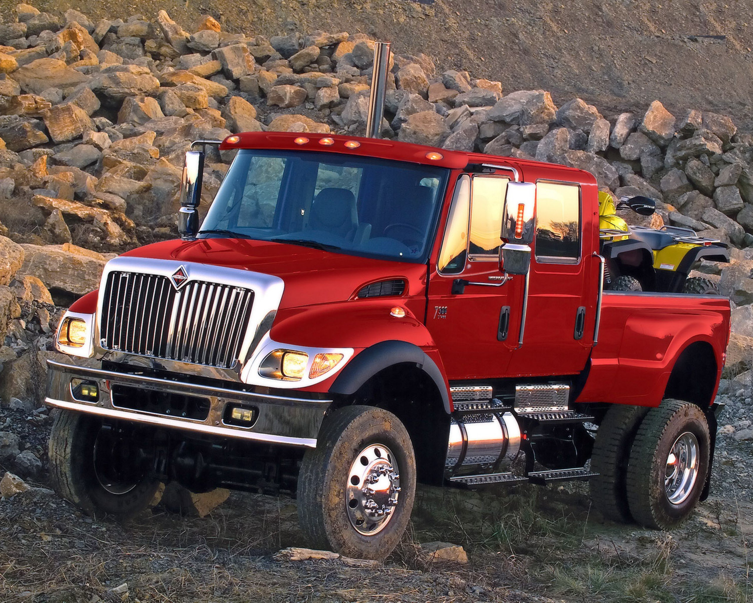International pickup truck 2015