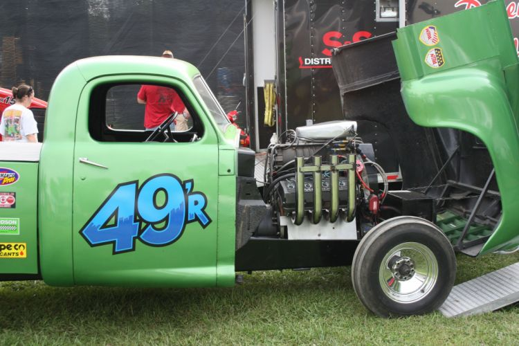 STUDEBAKER PICKUP truck retro classic custom hot rod rods wallpaper