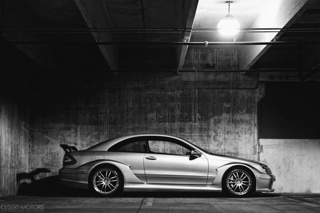 2005 Mercedes Benz CLK DTM AMG wallpaper