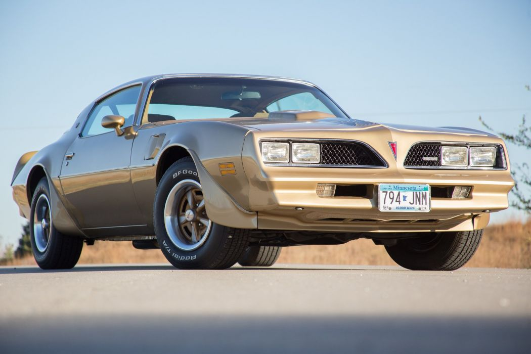 1978 pontiac Trans-Am coupe cars wallpaper