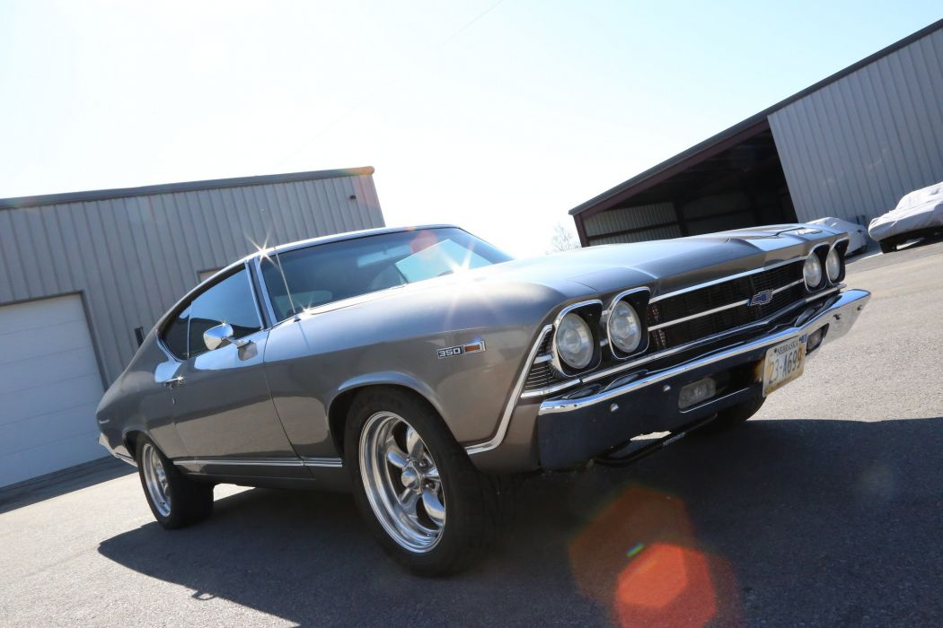 1967 chevy chevelle coupe cars wallpaper