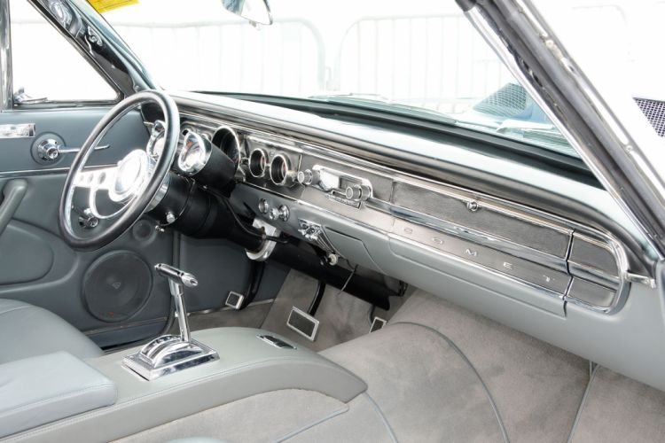 1965 Mercury Comet Coupe Hardtop Street Shaker Superstreet Muscle USA -03 wallpaper