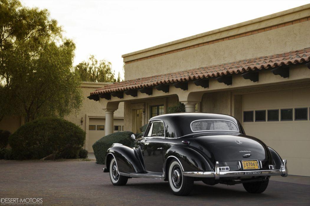1958 Mercedes Benz 300Sc Coupe luxury retro 300 wallpaper