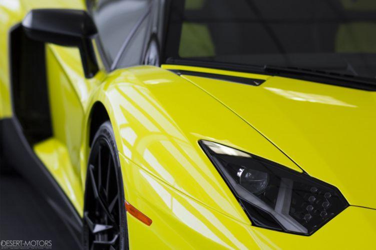 2013 Lamborghini Aventador LP720-4 supercar wallpaper