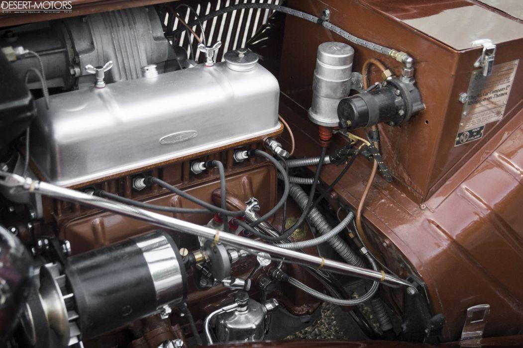 1948 M-G T-C Roadster retro wallpaper
